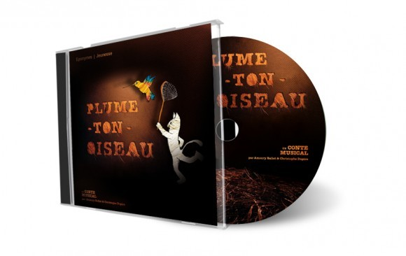 Plume-Ton-Oiseau [CD]