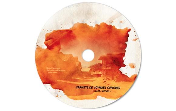 Carnet de voyages sonore [CD]