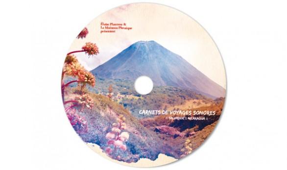 Carnet de voyages sonore n°2 [CD]