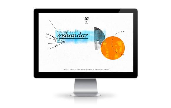 Le Collectif Eskandar