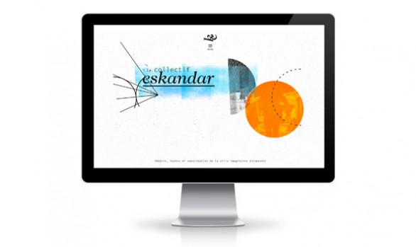 Le Collectif Eskandar